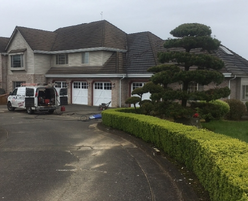 Portland Roof Cleaning