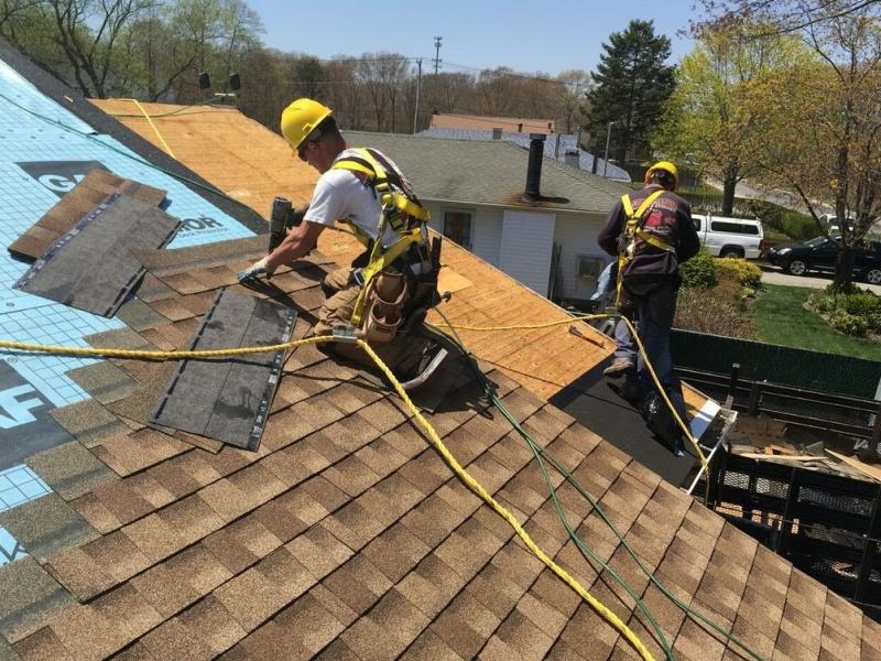 Stutzman Roofing Amp Free Roof 2012 In Progress